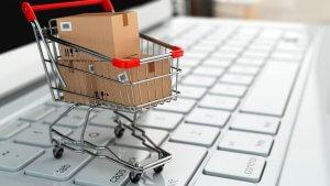 Purchasing in online shop