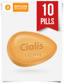 Cialis 10 mg 10 Tabs Online