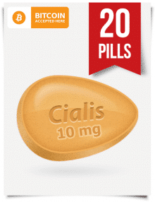 Cialis 10 mg 20 Tabs Online