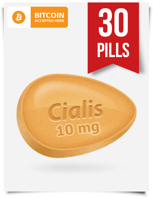 Cialis 10 mg 30 Tabs Online