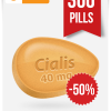 Cialis 40 mg 300 Pills Online