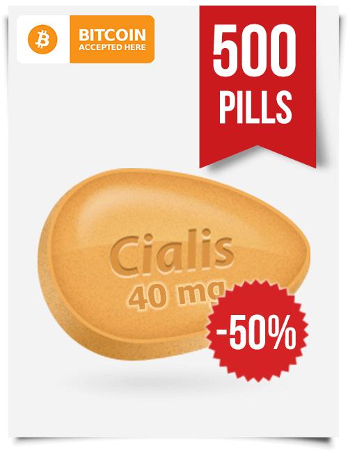Cialis 40 mg 500 Pills Online
