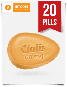 Cialis 60mg 20 pills