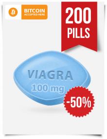 Generic Viagra India 100 mg x 200 Tabs