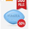 Generic Viagra 100 mg x 500 Tabs