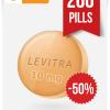 Buy Levitra Online 10 mg x 200 Tabs