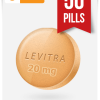 Indian Levitra 20 mg x 50 Tabs