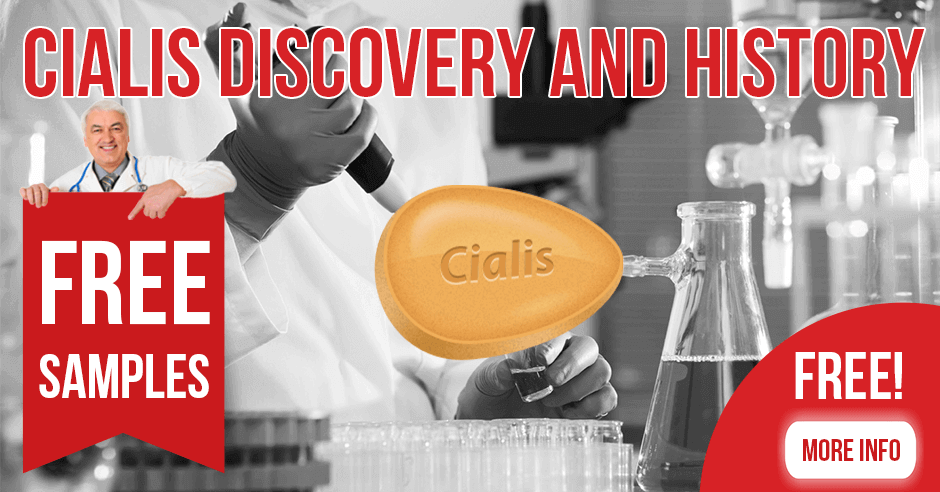 Cialis History and Discovery From 2003 until Today