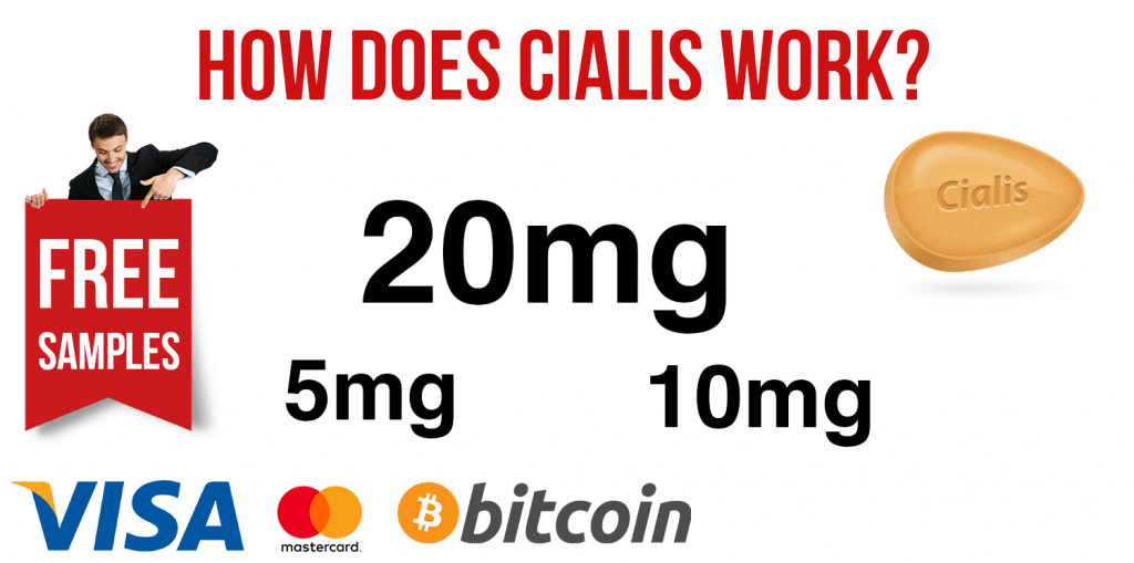 How Does Cialis Work?