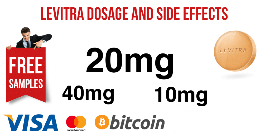 Levitra Dosage and Side Effects