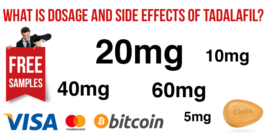 What Is Dosage and Side Effects of Tadalafil?