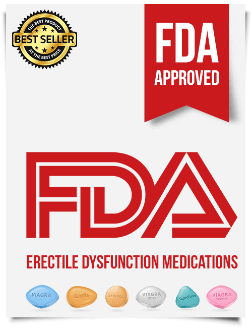 ED FDA approved medications online