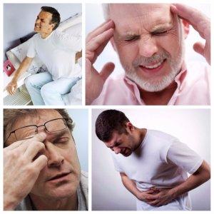 Side effects of Viagra