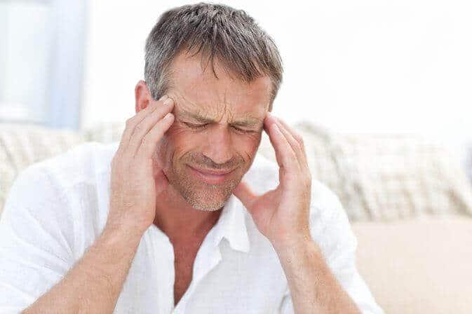 A headache after dapoxetine intake