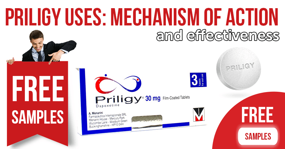 Priligy uses: mechanism of action and effectiveness