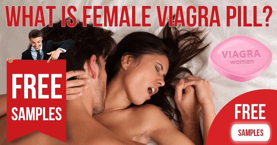 What Is Female Viagra Pill?