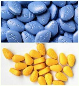 Viagra and Cialis