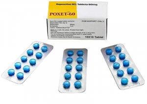 Poxet pills