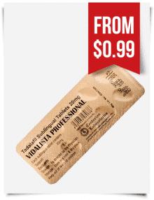 Cialis Vidalista Professional 20 mg