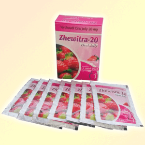 Zhewitra Oral Jelly 20 mg